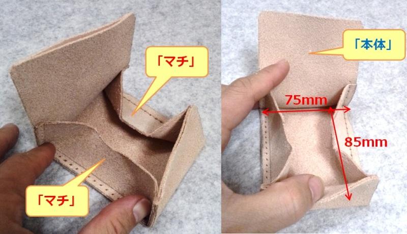 BOX型コインケース_サンプル解説