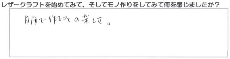 入門キットQ40_森本様