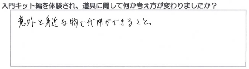 入門キットQ42_T.K様